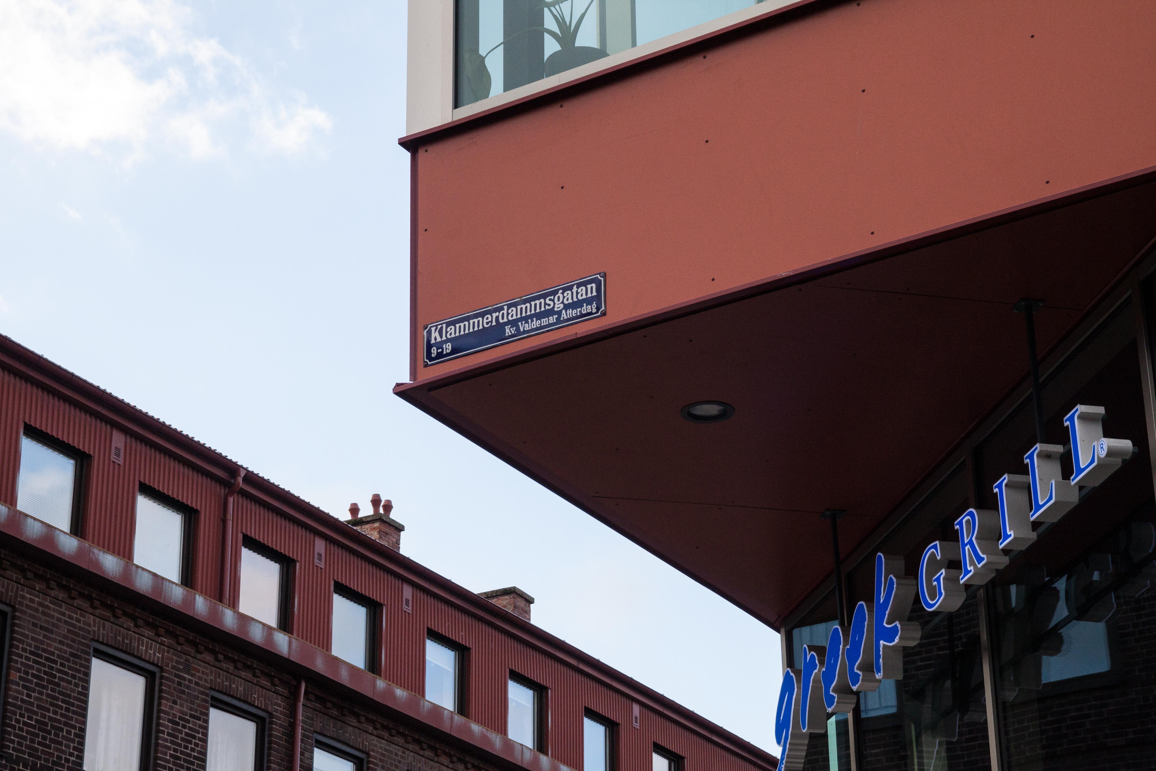 Åhlenshuset i Halmstad